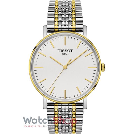 Ceas Tissot T-CLASSIC T109.410.22.031.00 barbatesc de mana