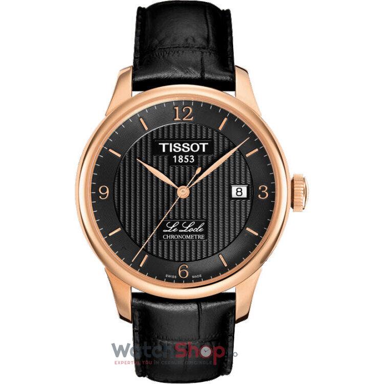 Ceas Tissot T-Classic Le Locle T006.408.36.057.00 COSC Automatic barbatesc de mana