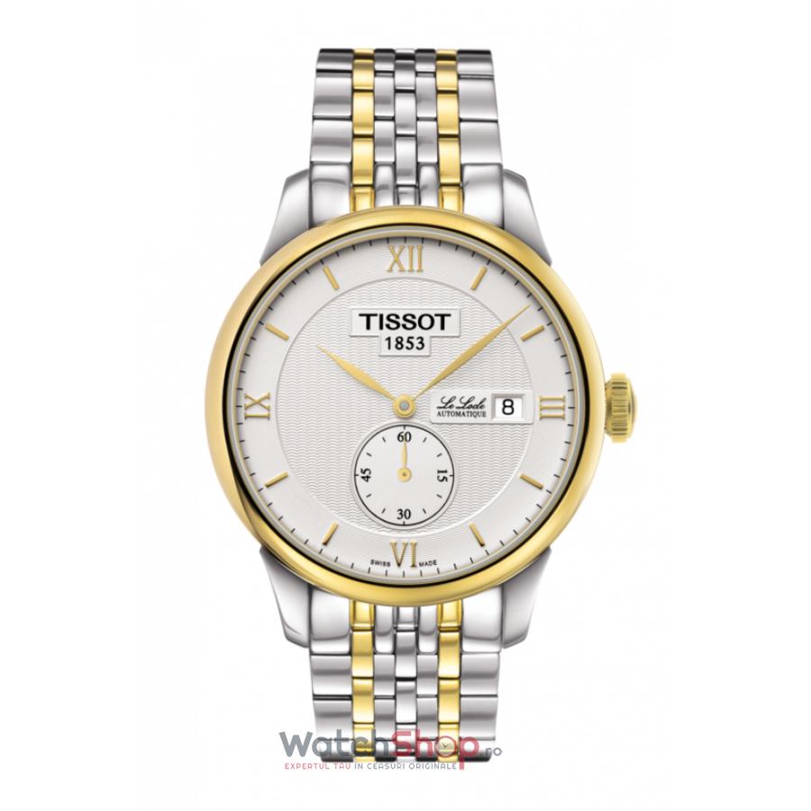 Ceas Tissot T-Classic Le Locle T006.428.22.038.01 Petite Seconde Automatic barbatesc de mana