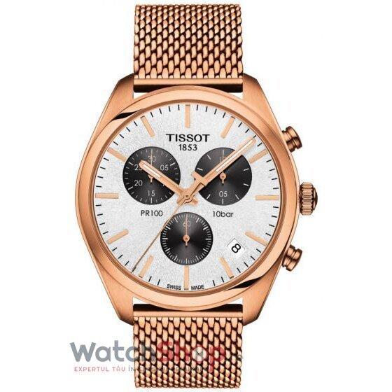 Ceas Tissot T-Classic PR 100 T101.417.33.031.01 Cronograf barbatesc de mana