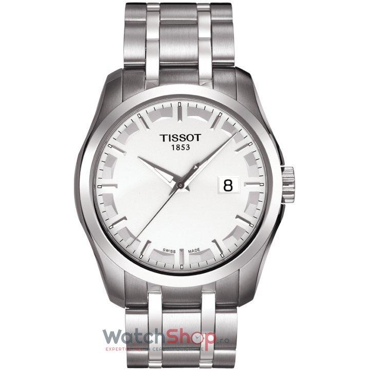 Ceas Tissot T-Classic T035.410.11.031.00 Couturier barbatesc de mana