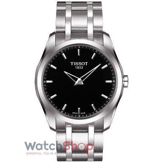 Ceas Tissot T-Classic T035.446.11.051.00 Couturier Secret Date barbatesc de mana