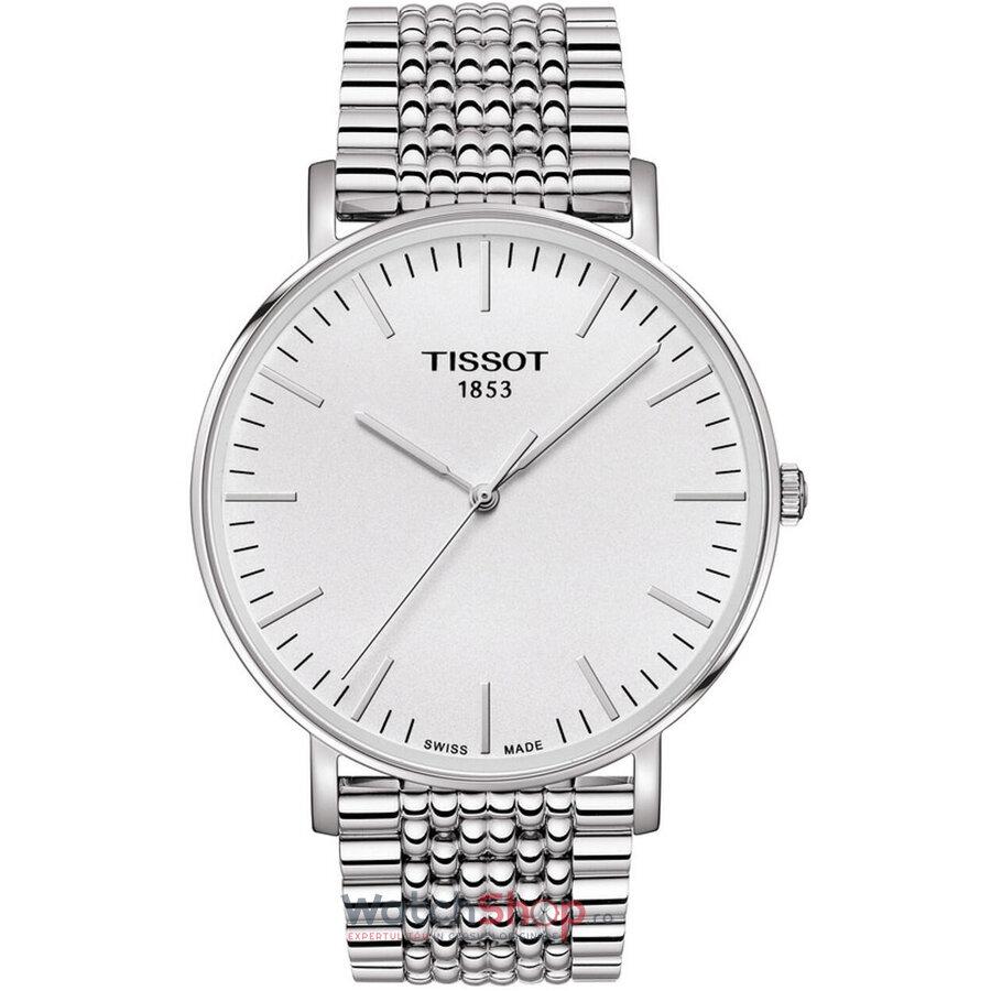 Ceas Tissot T-Classic T109.610.11.031.00 Everytime barbatesc de mana