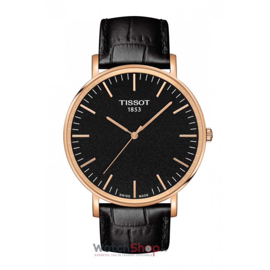Ceas Tissot T-Classic T109.610.36.051.00 Everytime Large barbatesc de mana