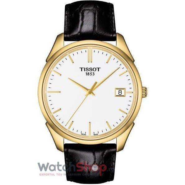 Ceas Tissot T-Gold T920.410.16.011.00 Vintage barbatesc de mana