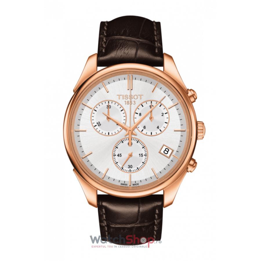 Ceas Tissot T-Gold T920.417.76.031.00 Vintage Cronograf barbatesc de mana