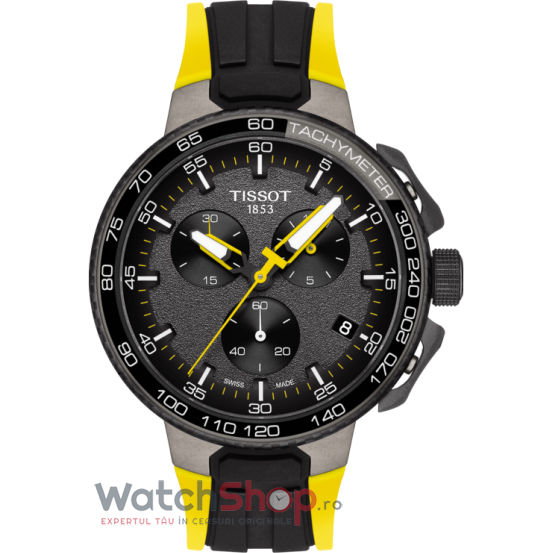 Ceas Tissot T-RACE CYCLING TOUR DE FRANCE T111.417.37.441.00 barbatesc de mana