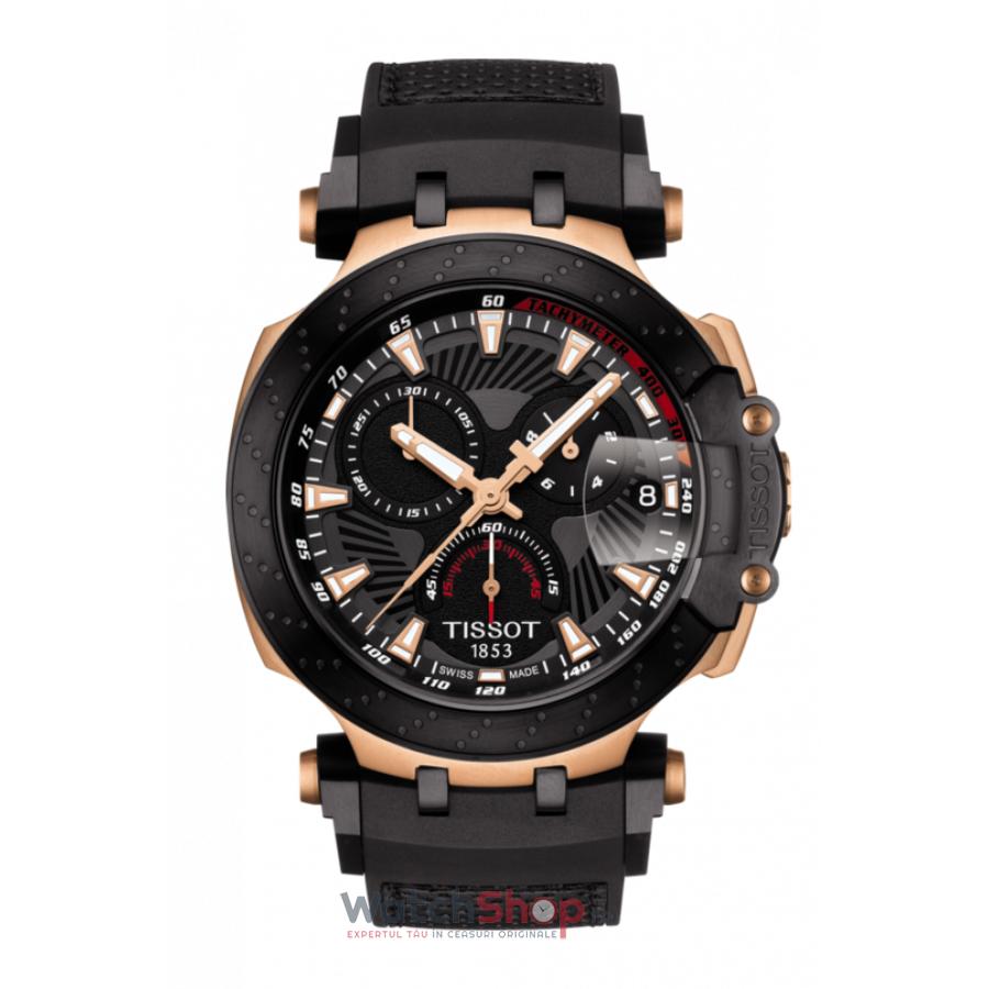 Ceas Tissot T-Race MOTOGP T115.417.37.061.00 Cronograf barbatesc de mana