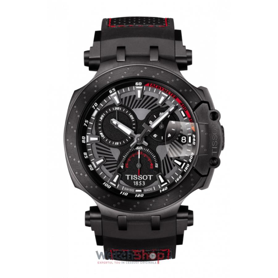 Ceas Tissot T-Race MOTOGP T115.417.37.061.04 Cronograf barbatesc de mana