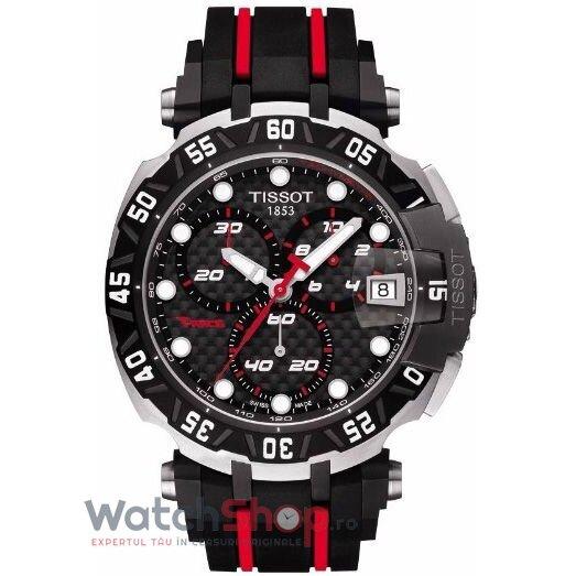 Ceas Tissot T-Race Moto GP T092.417.27.201.00 Cronograf barbatesc de mana