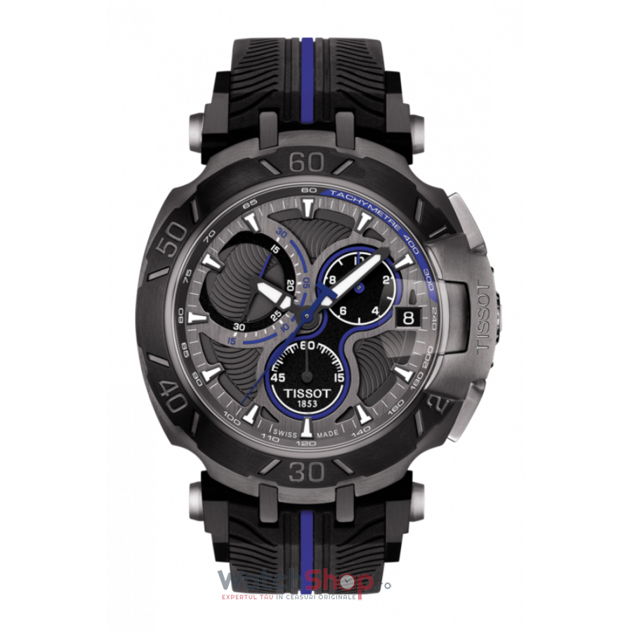 Ceas Tissot T-Race Moto GP T092.417.37.061.00 Cronograf barbatesc de mana