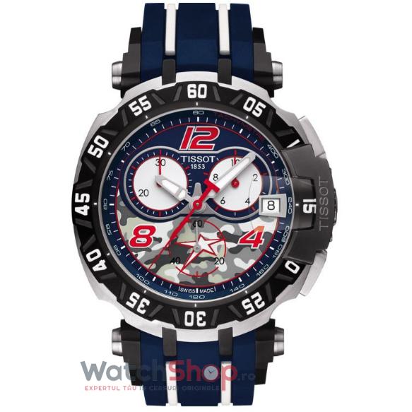 Ceas Tissot T-Race T092.417.27.057.03 Nicky Hayden Cronograf barbatesc de mana