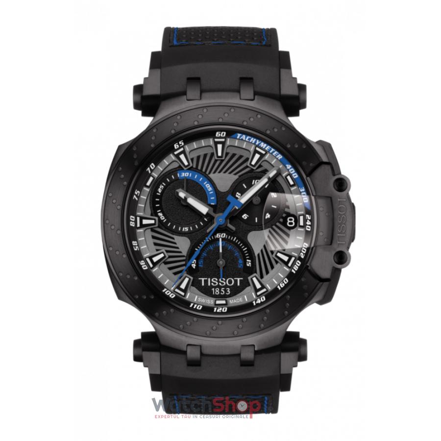 Ceas Tissot T-Race Thomas Lüthi T115.417.37.061.02 Cronograf barbatesc de mana