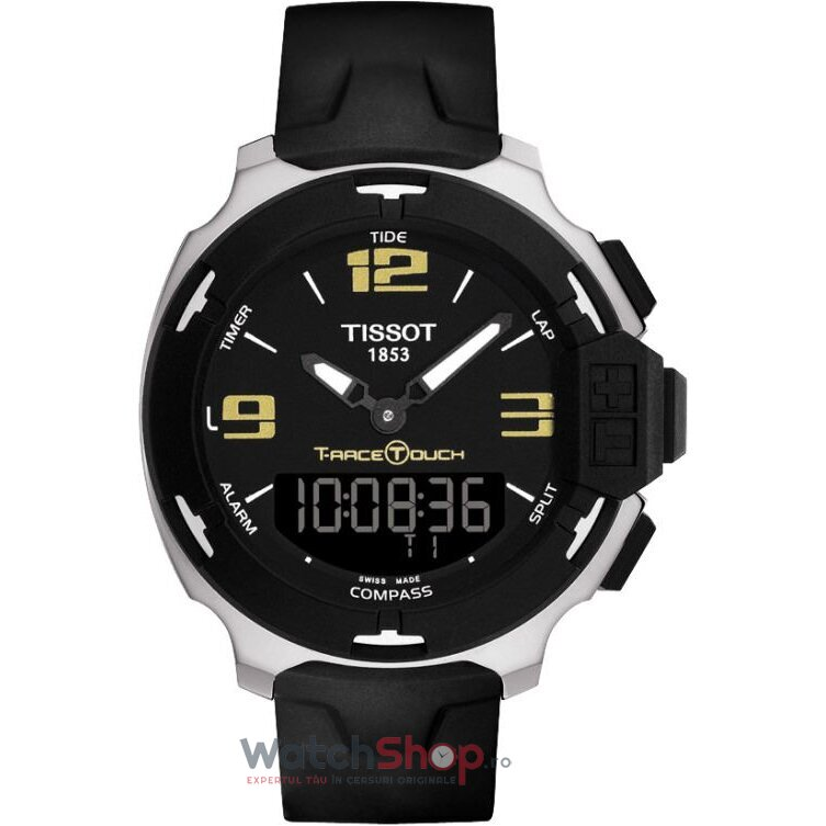 Ceas Tissot T-Race Touch T081.420.17.057.00 barbatesc de mana