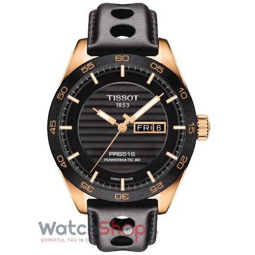 Ceas Tissot T-SPORT PRS516 T100.430.36.051.00 Powermatic 80 Automatic barbatesc de mana