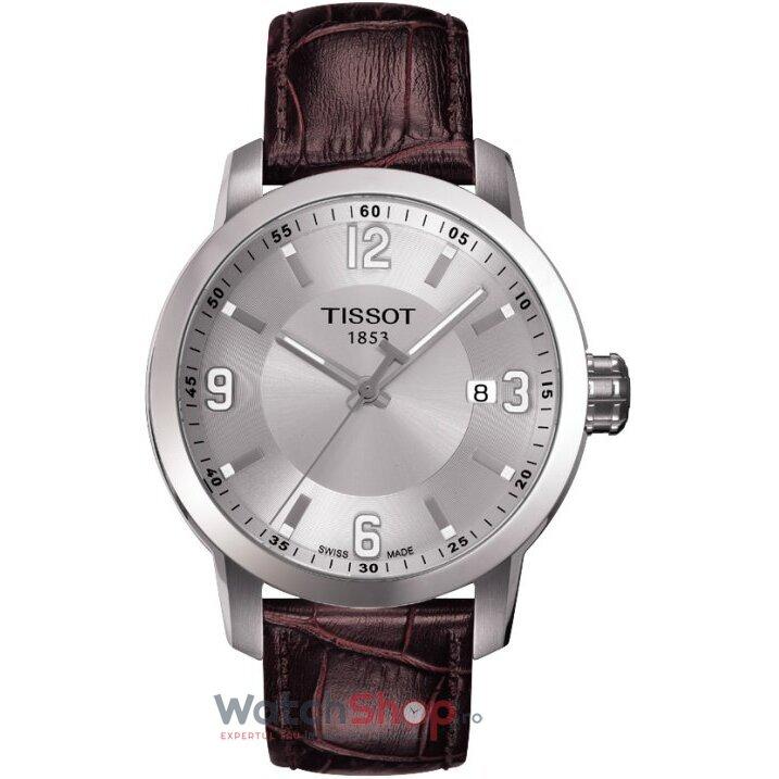 Ceas Tissot T-SPORT T055.410.16.037.00 PRC 200 Silver barbatesc de mana