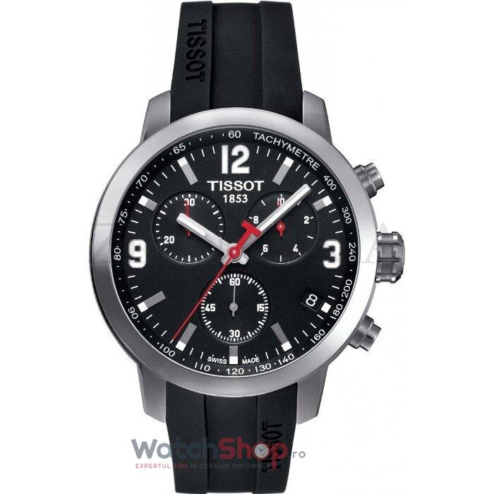 Ceas Tissot T-SPORT T055.417.17.057.00 PRC 200 Cronograf barbatesc de mana