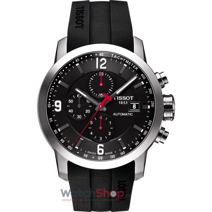 Ceas Tissot T-SPORT T055.427.17.057.00 PRC 200 Automatic Cronograf barbatesc de mana