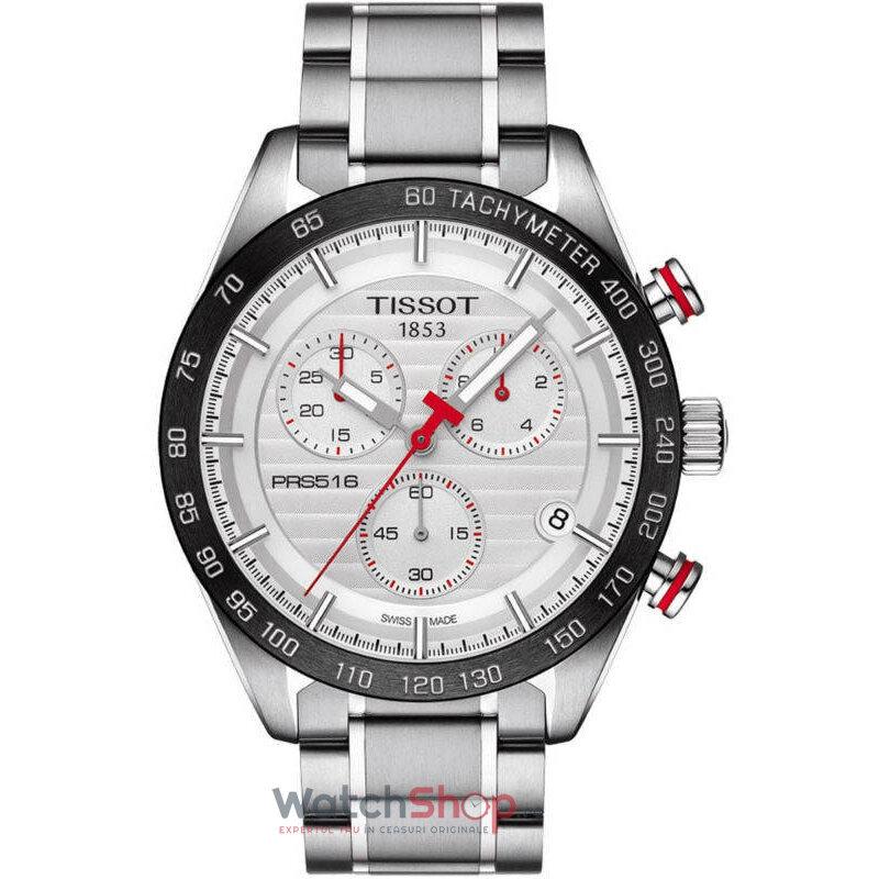 Ceas Tissot T-SPORT T100.417.11.031.00 PRS 516 Cronograf barbatesc de mana