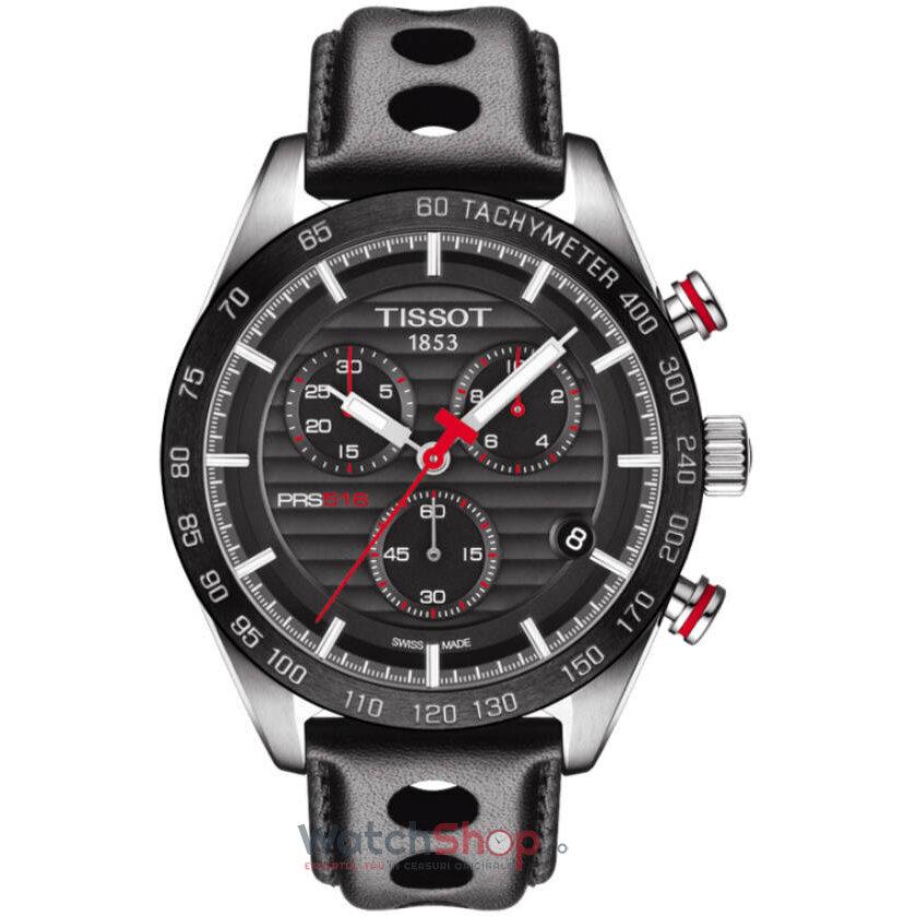 Ceas Tissot T-SPORT T100.417.16.051.00 PRS 516 Cronograf barbatesc de mana
