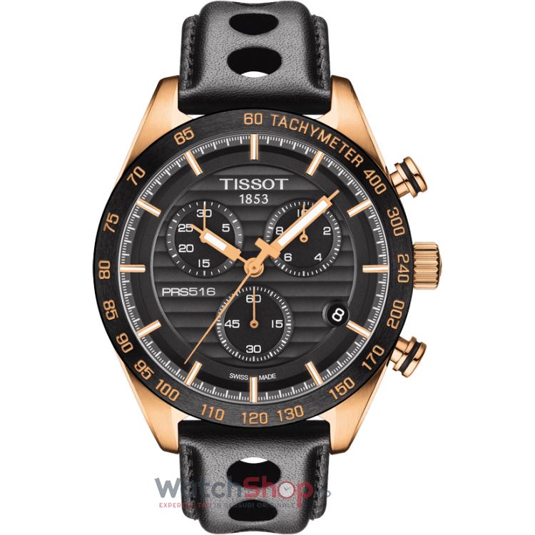 Ceas Tissot T-SPORT T100.417.36.051.00 PRS 516 Cronograf barbatesc de mana
