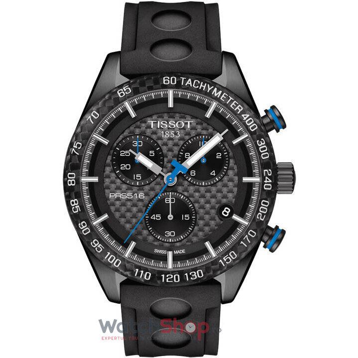 Ceas Tissot T-SPORT T100.417.37.201.00 PRS 516 Cronograf barbatesc de mana