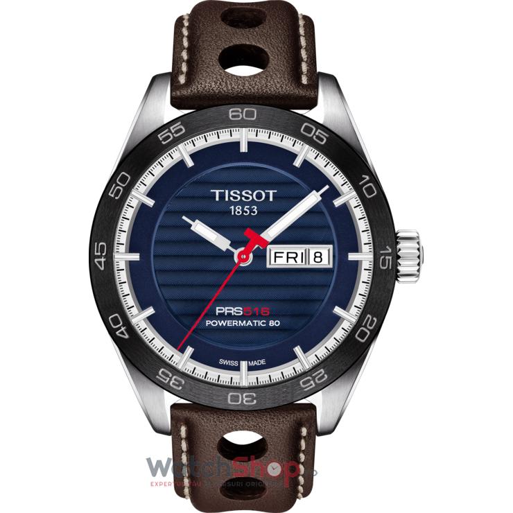 Ceas Tissot T-SPORT T100.430.16.041.00 PRS 516 AUTOMATIC barbatesc de mana