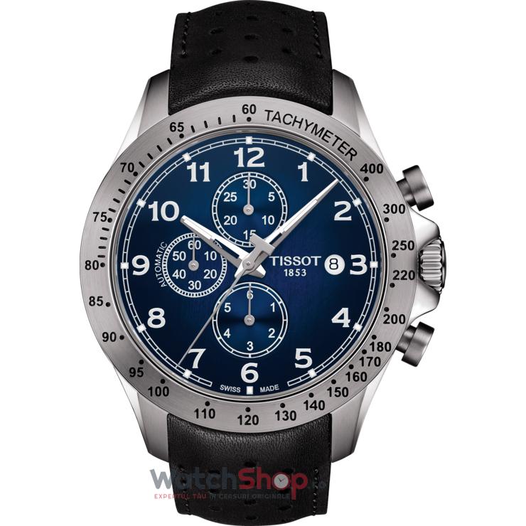 Ceas Tissot T-SPORT T106.427.16.042.00 V8 Cronograf barbatesc de mana