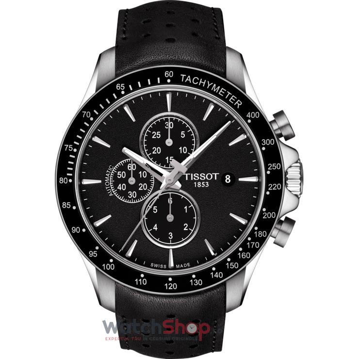 Ceas Tissot T-SPORT T106.427.16.051.00 V8 Cronograf barbatesc de mana