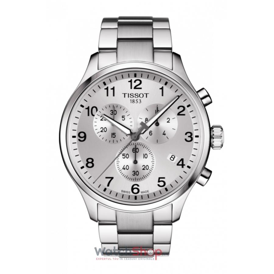 Ceas Tissot T-Sport Chrono XL Classic T116.617.11.037.00 Cronograf barbatesc de mana