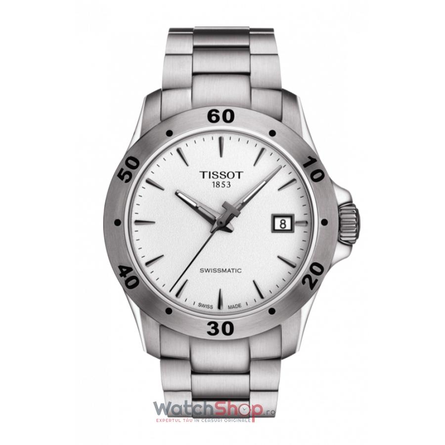 Ceas Tissot T-Sport V8T T106.407.11.031.01 Swissmatic Automatic barbatesc de mana