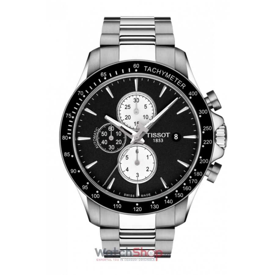 Ceas Tissot T-Sport V8T106.427.11.051.00 Cronograf Automatic barbatesc de mana