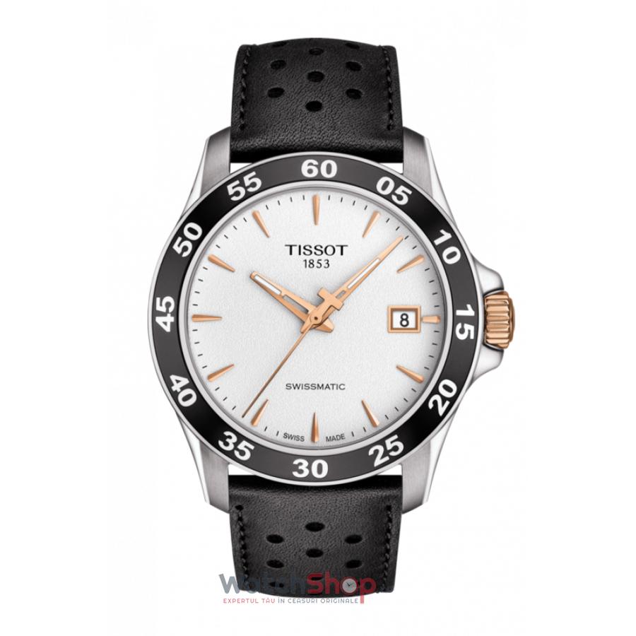 Ceas Tissot T-Sport V8TT106.407.26.031.00 Swissmatic Automatic barbatesc de mana