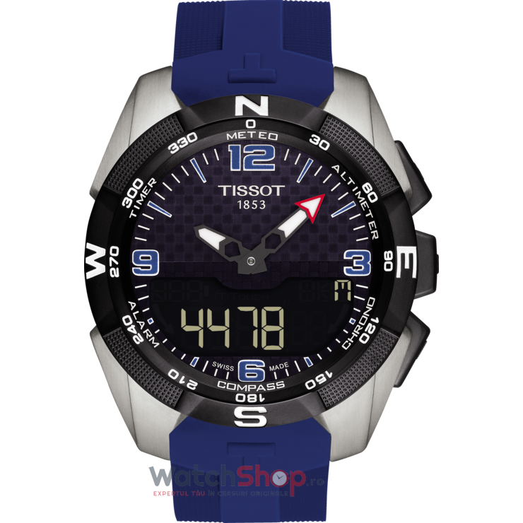 Ceas Tissot T-TOUCH T091.420.47.057.02 Expert Solar Special Collections barbatesc de mana