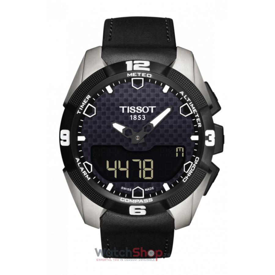 Ceas Tissot T-Touch Expert T091.420.46.051.00 Solar barbatesc de mana