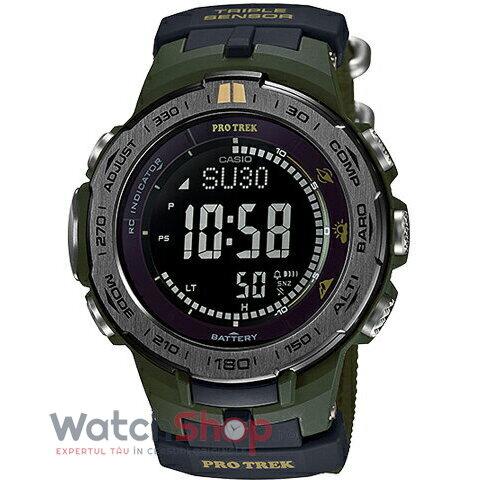 Ceas Casio Pro Trek PRW-3100G-3DR original pentru barbati