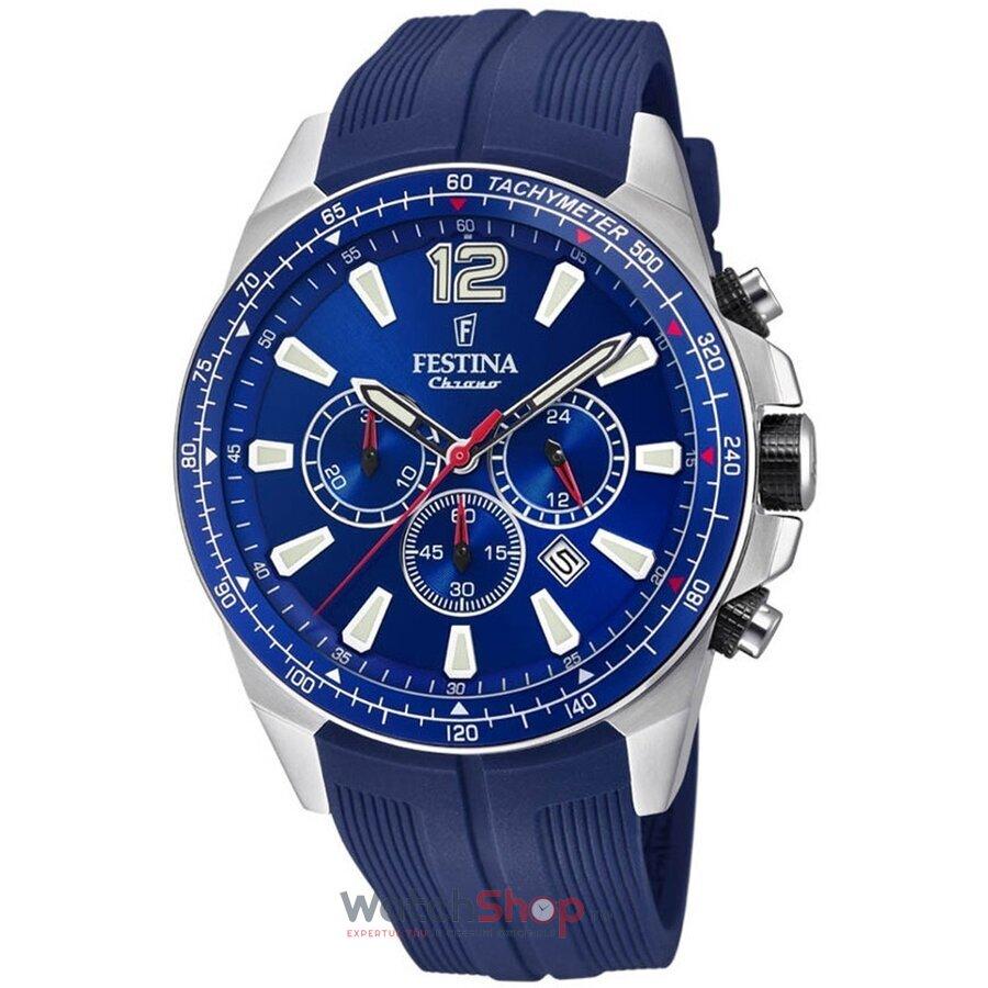 Ceas Festina Sport F20376/1 Cronograf original pentru barbati