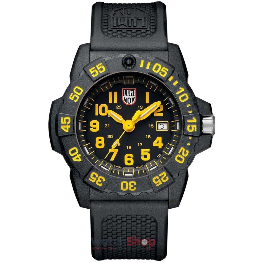 Ceas Luminox Navy Seal XS.3505 original pentru barbati