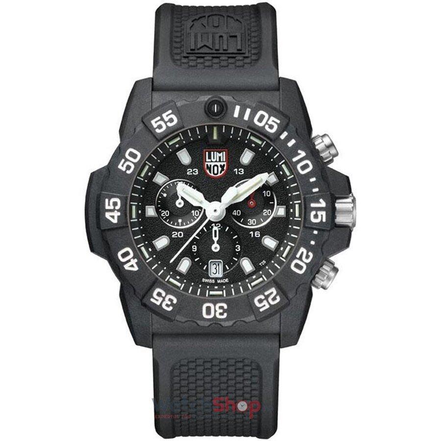 Ceas Luminox Navy Seal XS.3581 Cronograf original pentru barbati