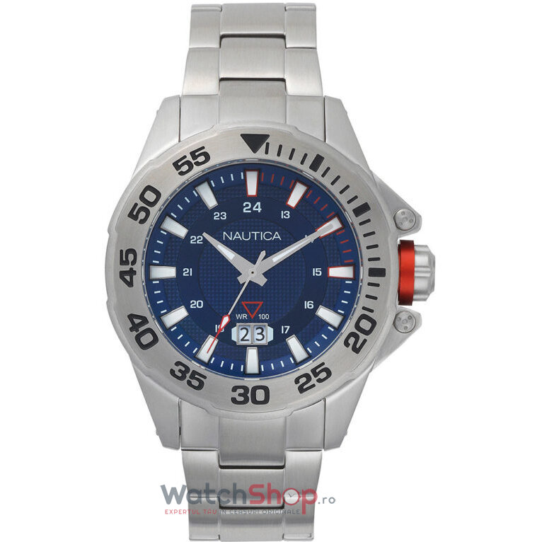 Ceas Nautica NAPWSV003 original pentru barbati