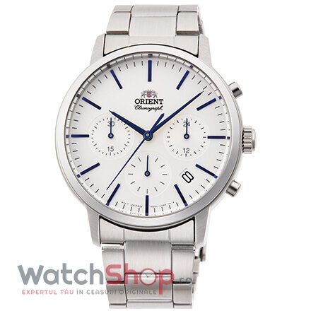 Ceas Orient Contemporary RA-KV0302S Cronograf original pentru barbati
