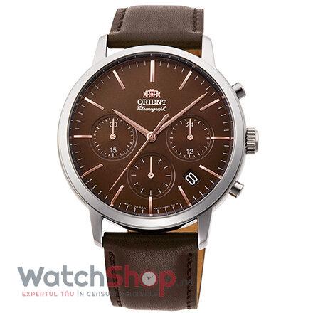 Ceas Orient Contemporary RA-KV0304Y Cronograf original pentru barbati