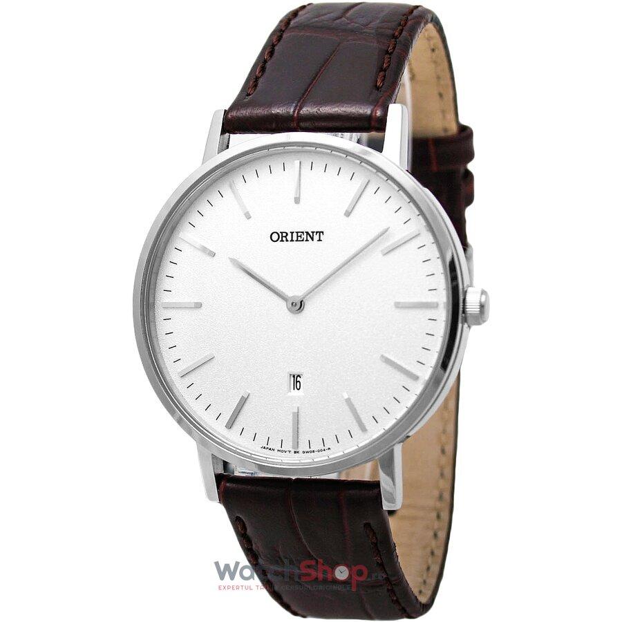 Ceas Orient Slim FGW05005W original pentru barbati