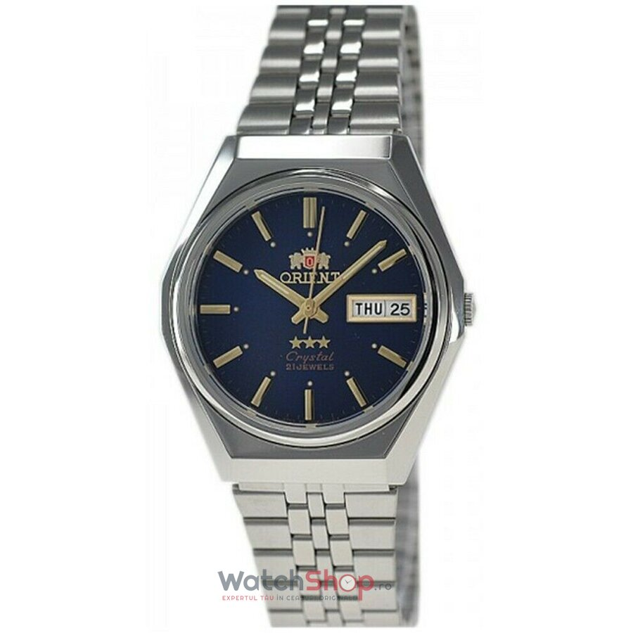 Ceas Orient Three Star SAB06006D8 Automatic original pentru barbati