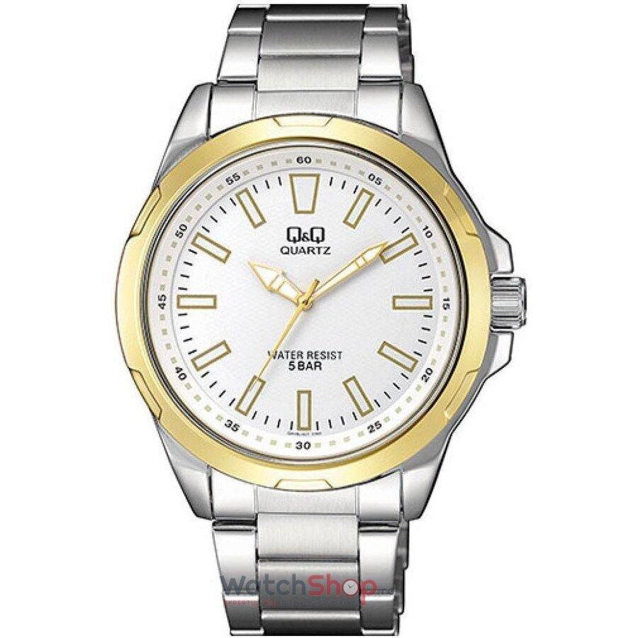 Ceas Q&Q Standard QA48J401Y original pentru barbati