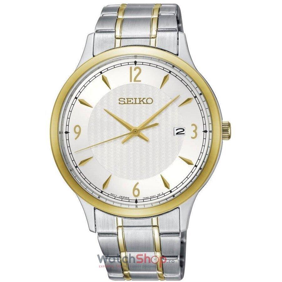 Ceas Seiko Classic SGEH82P1 original pentru barbati