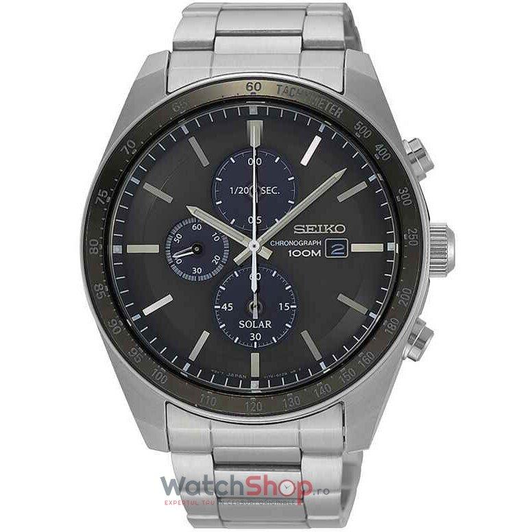 Ceas Seiko Prospex SSC715P1 Cronograf Solar original pentru barbati