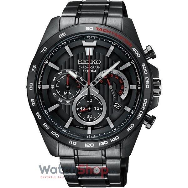 Ceas Seiko Sports SSB311P1 Cronograf original pentru barbati