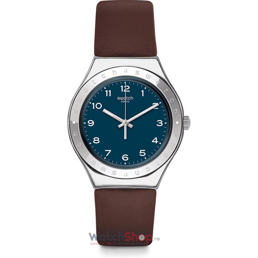 Ceas Swatch IRONY YGS139 TANNAGE original pentru barbati