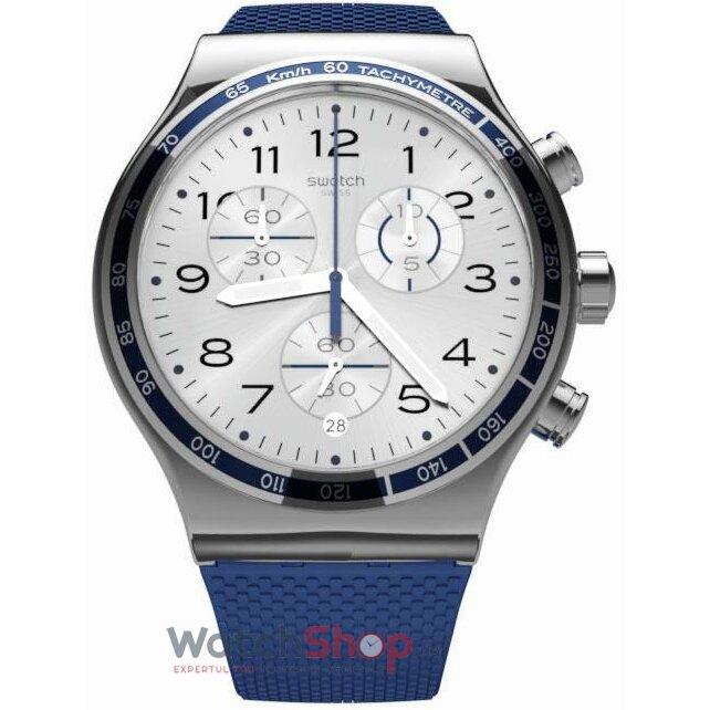 Ceas Swatch IRONY YVS439 Frescoazul original pentru barbati